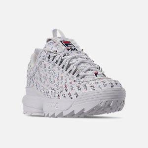 $35FILA DISRUPTOR 2 Women's Multiflag Casual Shoes