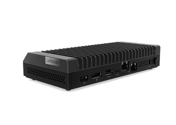 ThinkCentre M90n IoT 迷你机 (i3-8145U, 4GB, 128GB)