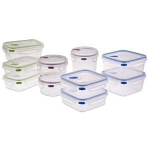 Sterilite, Ultra•Seal Food Storage Containers 20 Piece Set