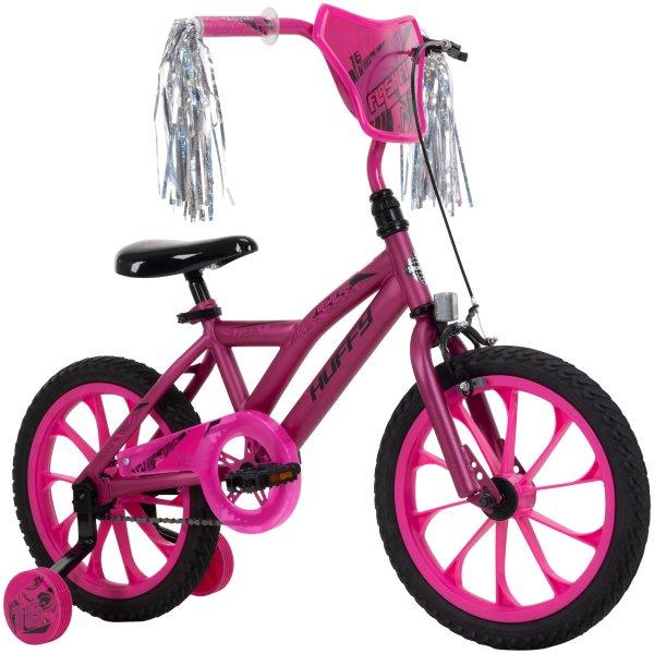 """16"""" 儿童自行车,带手刹"""