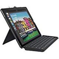 Logitech Slim Combo iPad Pro 12.9 背光键盘保护套