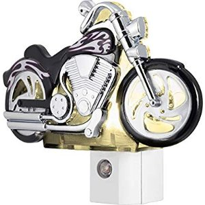 GE LED Motorcycle Night Light