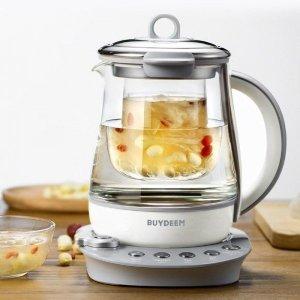 养生壶第一品牌 Buydeem 北鼎养生壶K2684 美国北鼎首款多功能玻璃养生壶 | 华人生活馆,北美华人的大厨房!