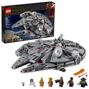 LegoStar Wars 小号千年隼 (75257)