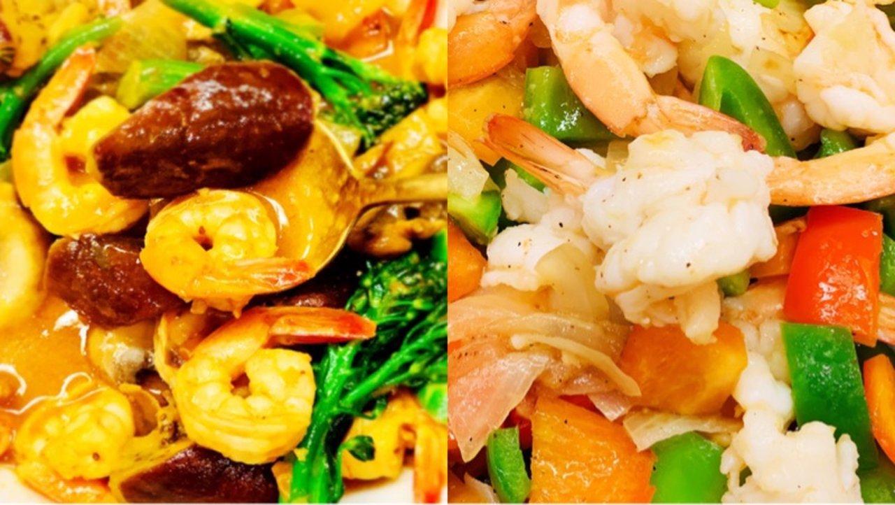 年夜菜特辑  一虾双吃,十分钟搞定的快手年夜菜