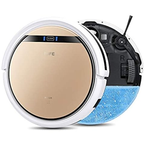 ILIFE V5s Pro, 2-in-1 Mopping,Robot Vacuum