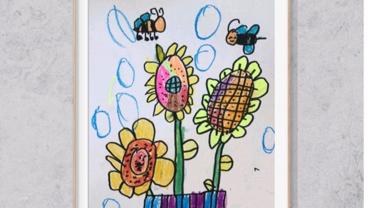 美术宝1对1,在家也能轻松学画画