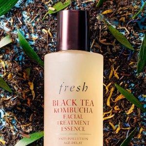 Black Tea Kombucha Antioxidant Essence - Fresh | Sephora