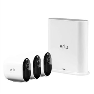 $579.99Arlo Pro 3无线2K视频HDR安全系统 3摄像头套件