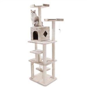 $83.36Majestic Pet 猫爬树 78英寸