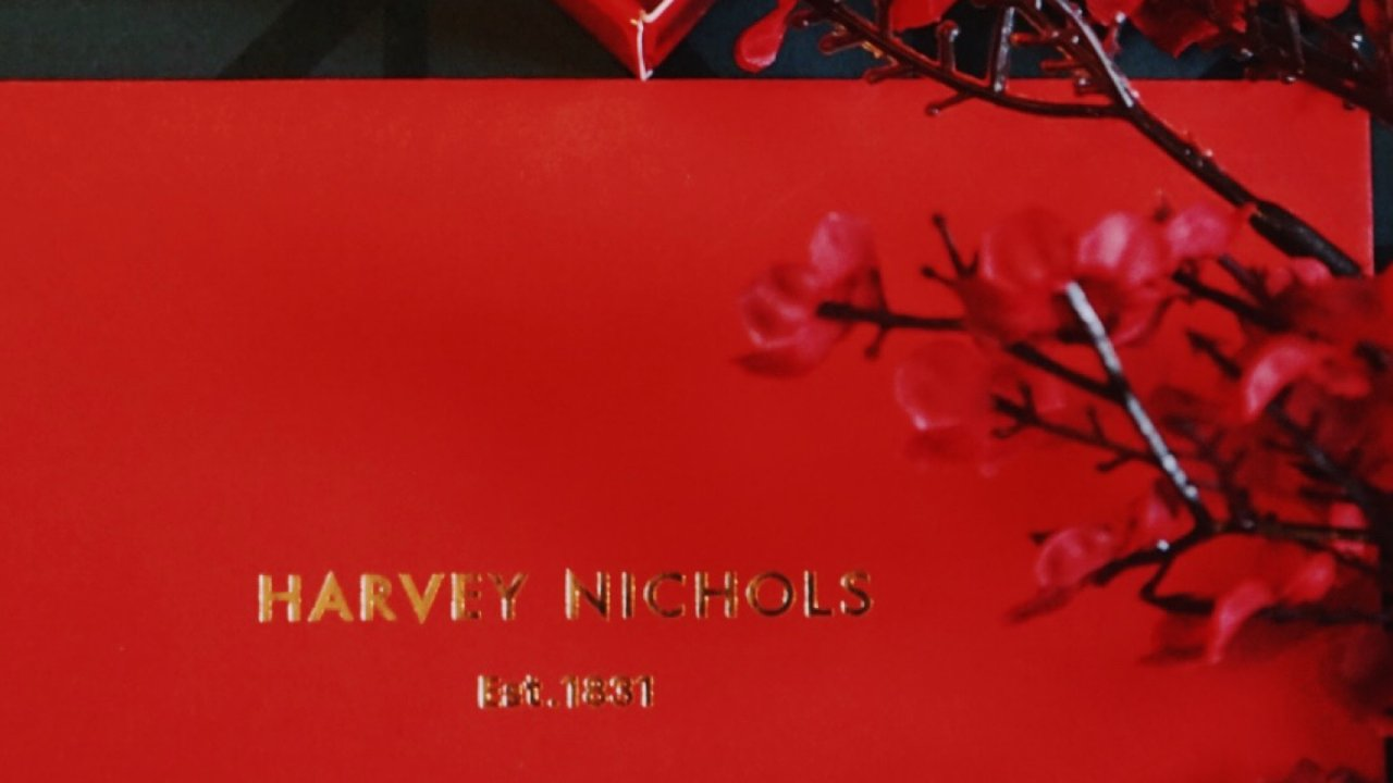 新年礼物 Harvey Nichols挑选礼物的不二选择