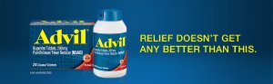 Advil Pain Reliever/Fever Reducer Ibuprofen Tablets 200mg | CVS.com