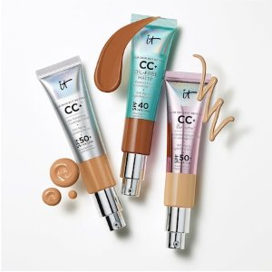 Your Skin But Better CC+ Kit! Pick Your CC+ & Drop IT In - IT Cosmetics | Sephora