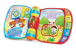 $11VTech Musical Rhymes Book (Frustration Free Packaging) @ Amazon