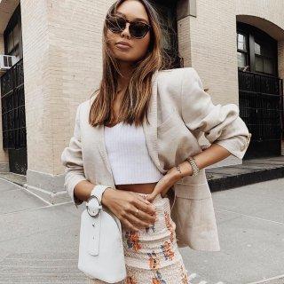 麻雀虽小,五脏俱全 | 亚裔设计师Parisa Wang腰包测评,总有一款包适合你