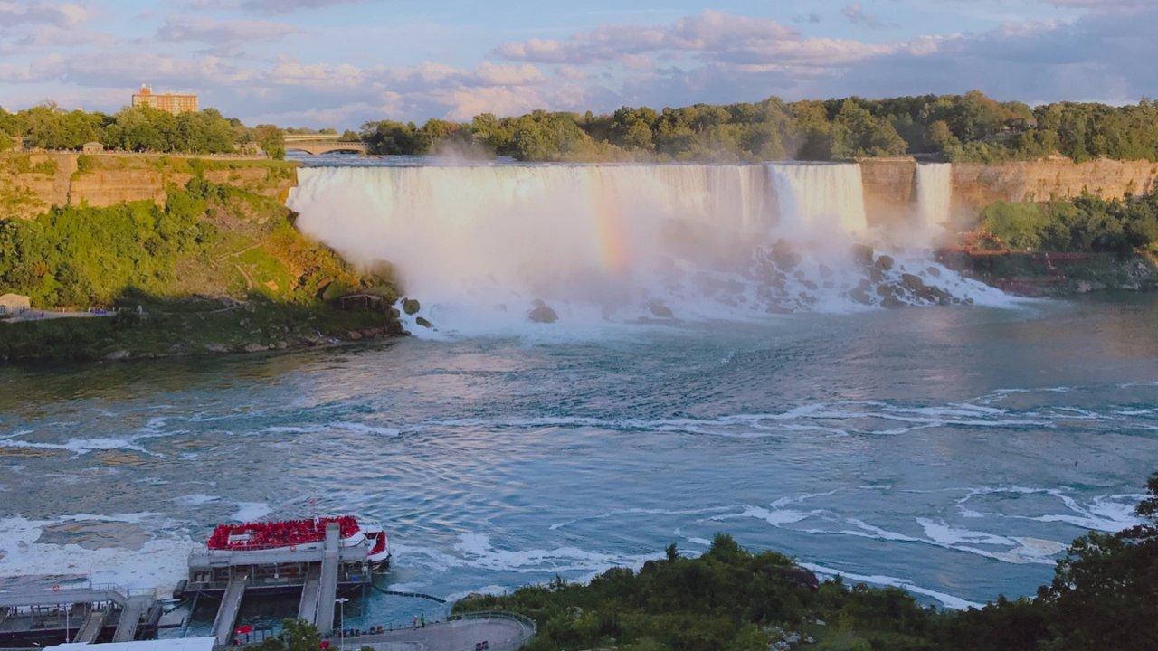 🇨🇦加拿大尼亚加拉大瀑布城游玩攻略🌈