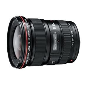 $499 平民超广Canon EF 17-40mm f/4L USM 镜头