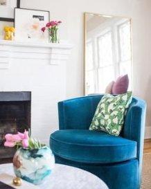 Otis Swivel Chair - Swivel Chairs - Modern Living Room Furniture - Room & Board