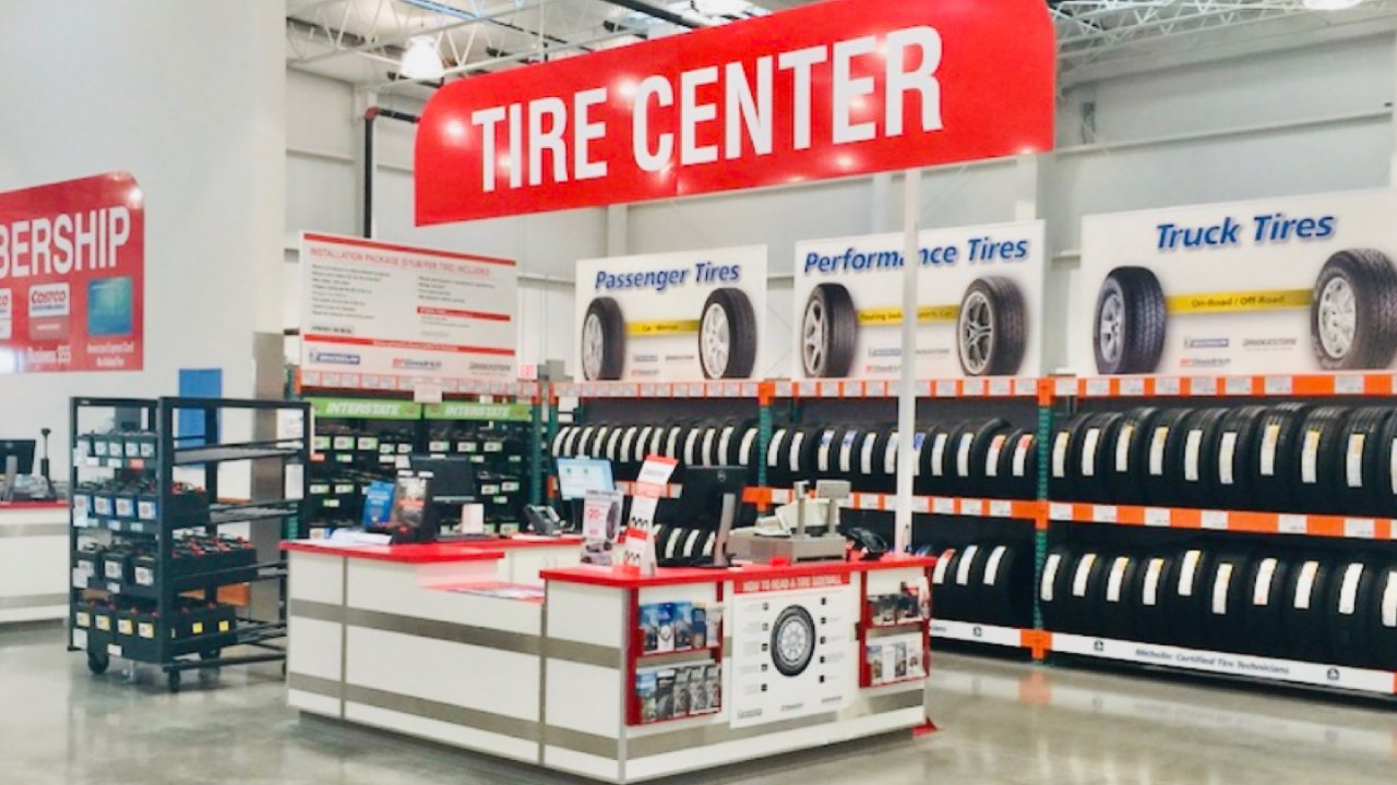 绝不闲置的轮胎·听说在costco换车胎福利多多?扒一扒怎么买车胎·干货分享