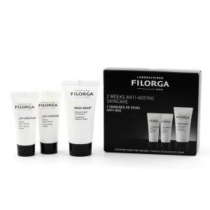 仅$7.52Filorga 明星产品2周体验套装 含十全大补面膜
