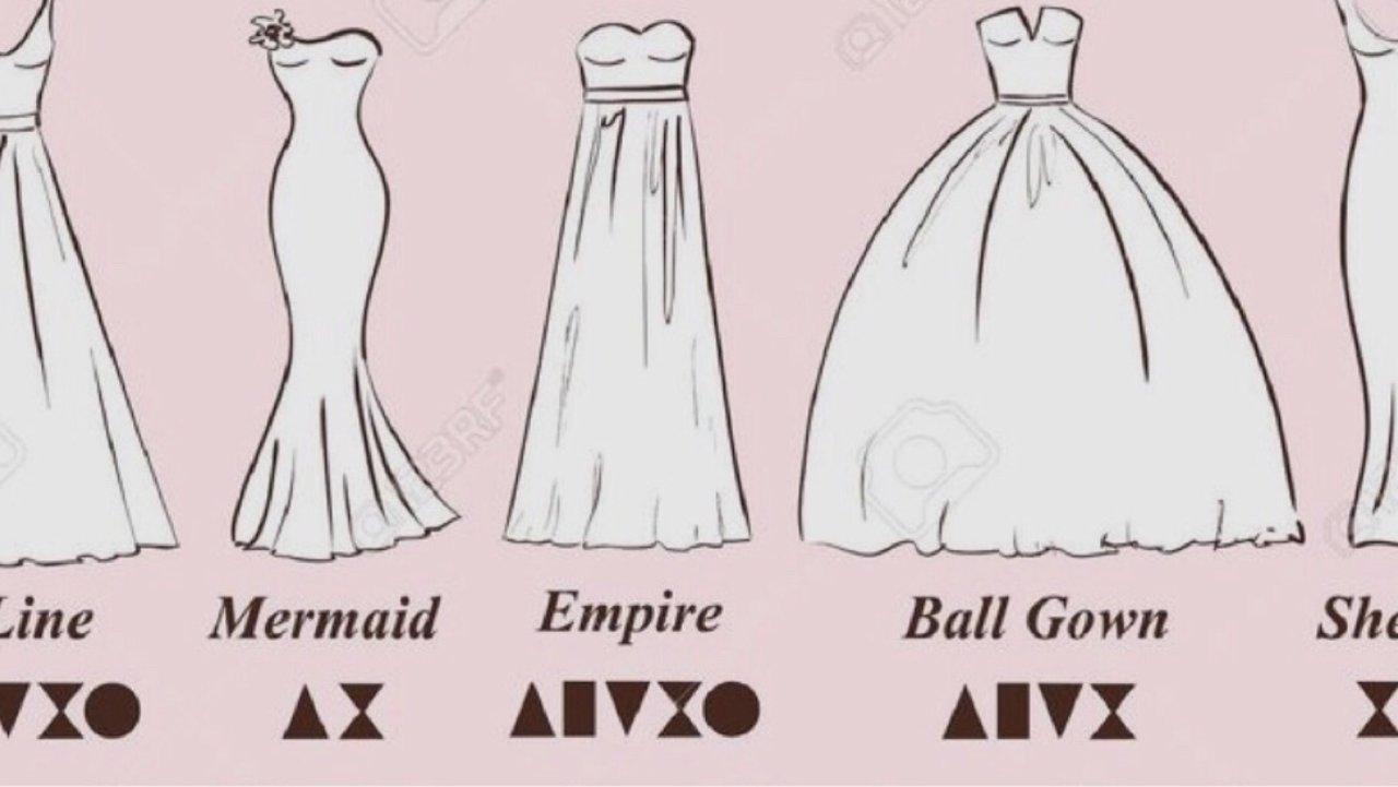 在美国如何选婚纱 (旧金山湾区试纱 系列一)