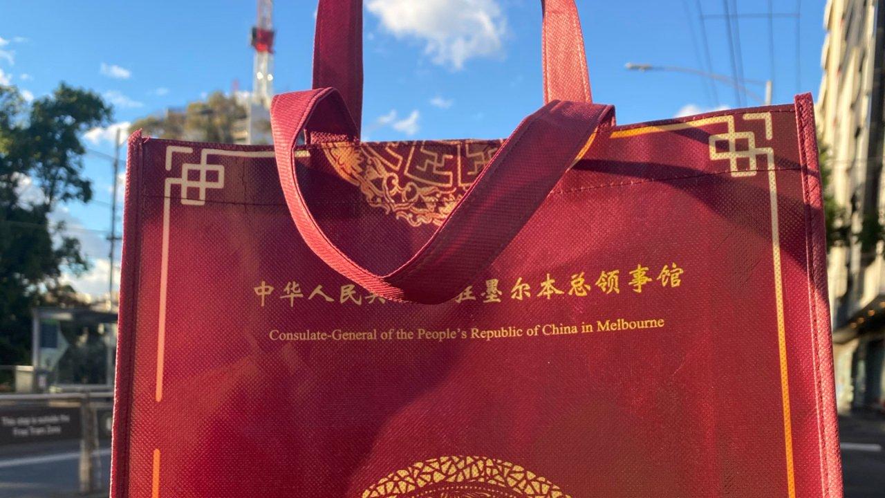 来自祖国母亲的爱❤️墨尔本留学生春节包