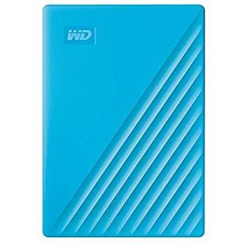 WD 2TB My Passport 外置移动硬盘