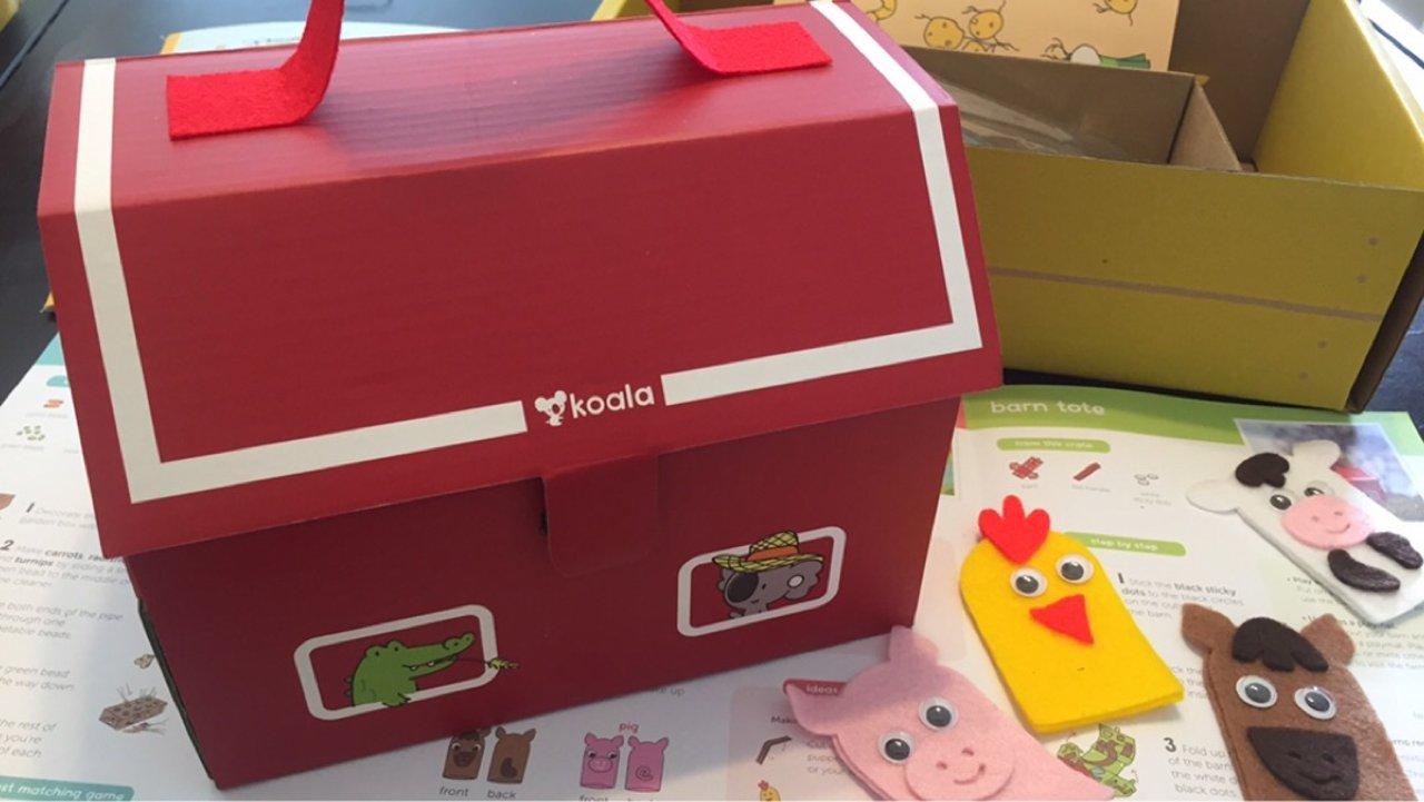 盒子日记2 Koala Crate Farm