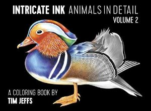 Amazon.com: Intricate Ink: Animals in Detail Volume 2: A Coloring Book by Tim Jeffs (0717195248383): Tim Jeffs: Books