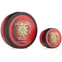 The Body Shop 草莓味身体黄油套装