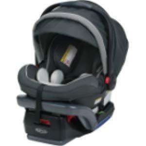 Amazon.com : Graco SnugRider Elite Infant Car Seat Frame Stroller, Black : Gateway