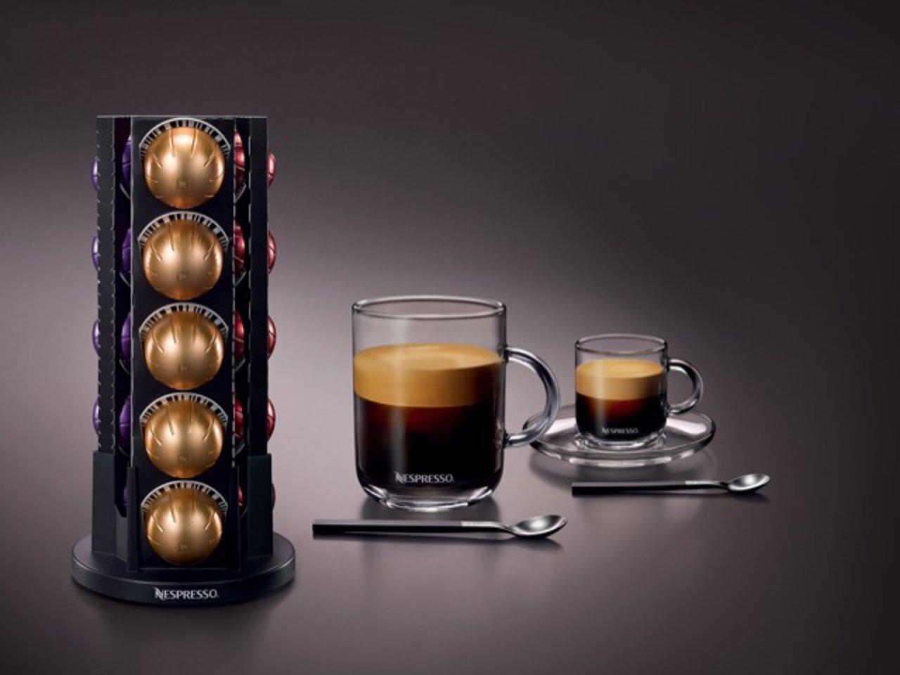 献给爱喝咖啡的你们:Nespresso Vertuoline使用及购买攻略