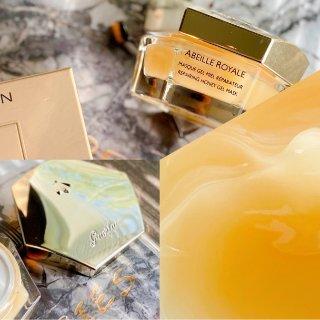 护肤测评|Guerlain|娇兰帝皇蜂姿紧致面膜|宅家期间的轻松十分钟甜蜜SPA