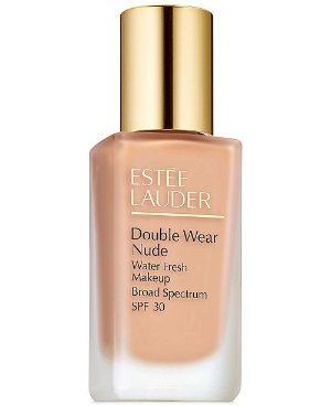 Estée Lauder Double Wear Nude Water Fresh Makeup SPF 30, 1 oz. - Makeup - Beauty - Macy's