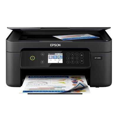 Epson XP-4105 无线多功能 彩色喷墨打印机