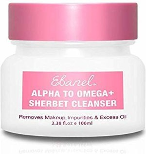 Amazon.com : Ebanel Makeup Remover Cleansing Balm, 1-Step Nourishing Sherbet Oil Cleanser, Instantly Removes Waterproof Mascara, Makeup and Impurities, Moisturizes Skin with Vitamin C, Peptide, Stem Cell Extracts : Beauty