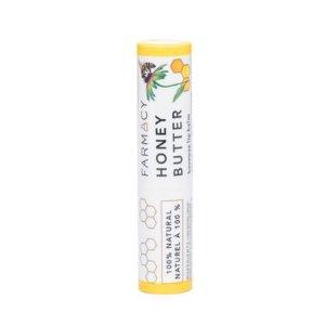 HONEY BUTTER Beeswax Lip Balm - Shop Now FarmacyBeauty.com - Farmacy Beauty