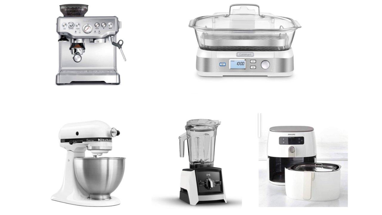 主妇清单|7款高颜值厨房实用小家电