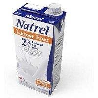 Natrel 2%无乳糖低脂牛奶 32 oz. 6盒装