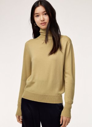 Wilfred GARON TURTLENECK | Aritzia CA