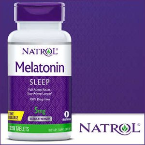 Natrol Melatonin 5mg | Costco