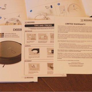 客观深度测评:ECOVACS DEEBOT N79S智能扫地机器人