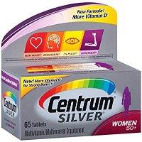 Centrum 女性复合维生素 50+,65粒