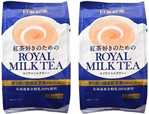 皇家奶茶 10袋装 共2包