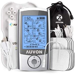 AUVON TENS 缓解疼痛仪 16个模式可选
