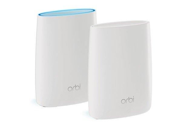 Orbi RBK50 AC3000 三频Wi-Fi系统 翻新