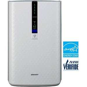 Amazon.com: SHARP KC860U PlasmaCluster Air Purifier Humidifier for Home Office Smokers Allergies and Pet Hair, 341 Square Feet: Home & Kitchen