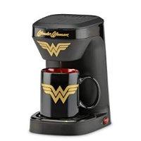 DC Wonder Woman 1杯量咖啡机 带马克杯