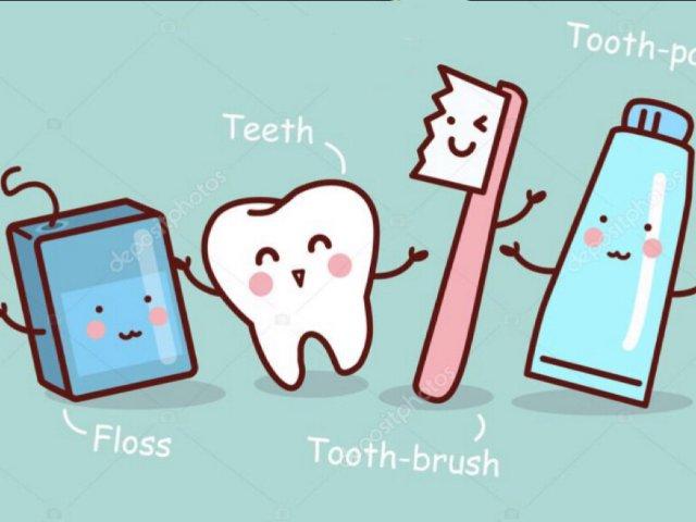 呵护牙齿牙龈,唇齿留香~从小做起