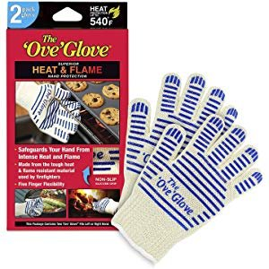 Amazon.com: Ove' Glove, Heat Resistant, Hot Surface Handler Oven Mitt/Grilling Glove, Perfect for Kitchen/Grilling, 540 Degree Resistance, As Seen On TV Household Gift: Oven Mitts: Gateway